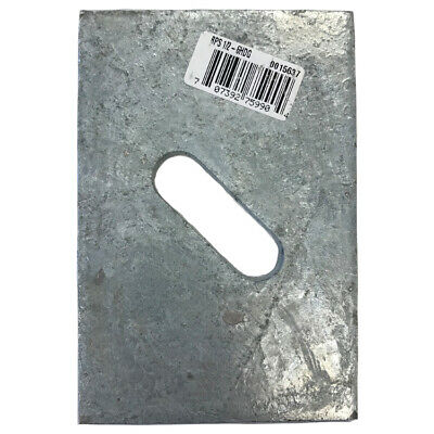 """Simpson Strong-Tie BPS-1/2-6HDG 1/2"""" Bolt Dia. 3"""" x 4-1/2"""" Bearing Plate Slotted"""