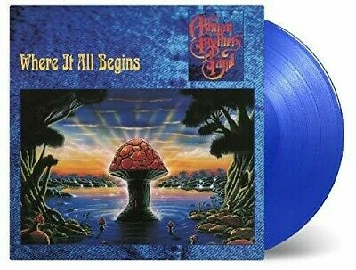 The Allman Brothers Band - Where It All Begins [New Vinyl] Holland - Import
