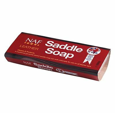NAF Leather Saddle Soap 250g