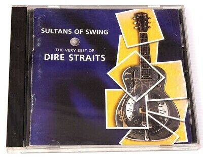 Dire Straits Sultans of Swing CD The Very Best Of Music Album Fast FREE AU Post