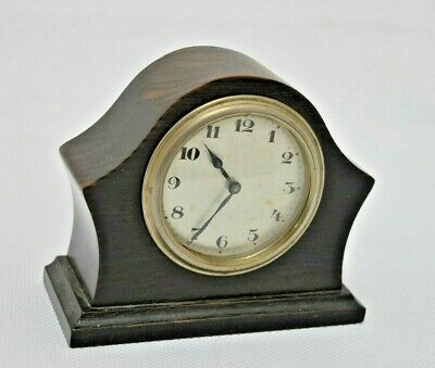 Small Mantel Clock - ?Hamburg American Clock Company - spares/repairs (SW161)