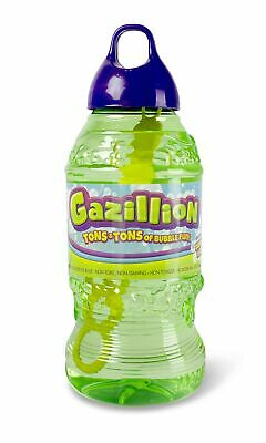 Gazillion Bubbles 35383 2 Litre Bottle Solution Pack of 1 Green
