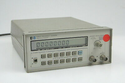 HP 5385A Frequency Counter 10HZ to 1GHZ used #8