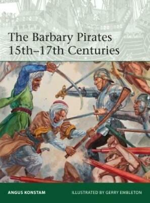 Osprey Elite Barbary Pirates, The - 15th-17th Centuries SC MINT