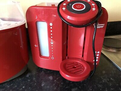 Tommee Tippee Red Perfect Prep And Steriliser