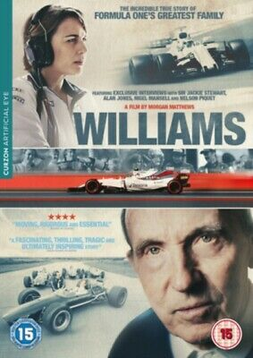 NEW Williams DVD