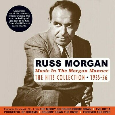 Russ Morgan - Music In The Morgan Manner: Hits Collection 1935-56 [New CD]
