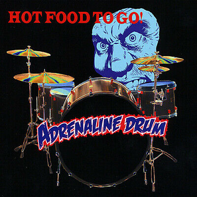 Hot Food to Go! - Adrenaline Drum [New CD]