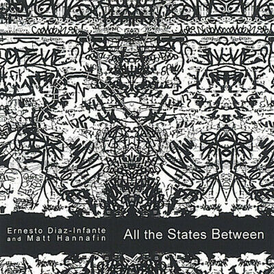 Ernesto Diaz-Infante - All the States Between [New CD]