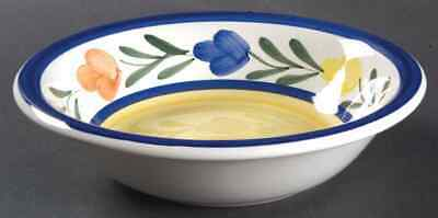 Gibson Designs DAHLIA Soup Cereal Bowl 4737064
