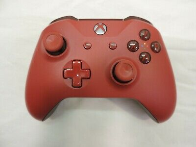 Microsoft Xbox One Wireless Controller - Red ~!