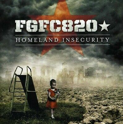 FGFC820 - Homeland Insecurity [New CD] Jewel Case Packaging