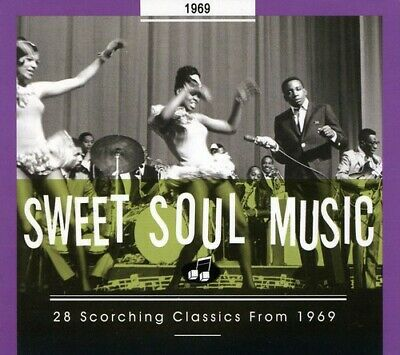 Various Artists - Sweet Soul Music: 28 Scorching Classics 1969 [New CD