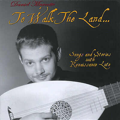 Daniel Marcotte - To Walk the Land [New CD]
