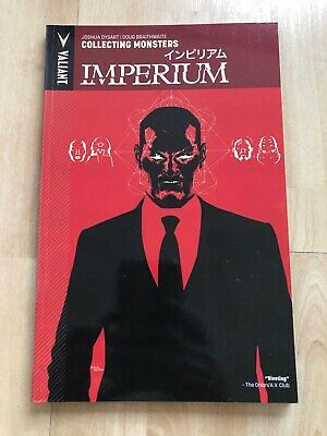 Imperium: Collecting Monsters Valiant Tpb