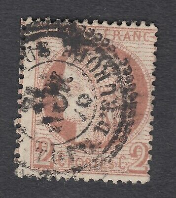 N°51 Cad Type 22 Salonique Turquie Asie Turkey Bfe Timbre Stamp Briefmarken