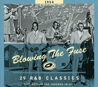 Various Artists - 29 R&B Classics That Rocked The Jukebox 1954 [New CD]