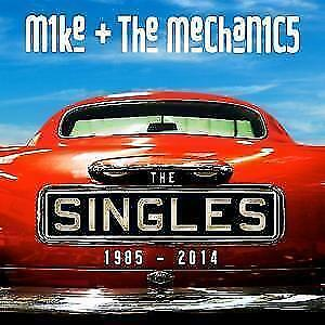 MIKE + THE MECHANICS  The Singles 1985-2014  (2017)  CD   NEU & OVP
