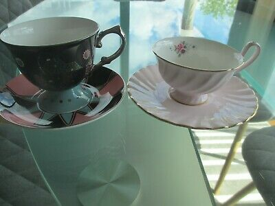 2 X Excellent T2 Cups And Saucers