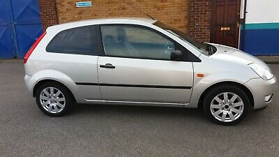 Ford Fiesta Silver Edition 1.4 3Dr 2004 , 12 Months Mot ,, Full Leather Seats ,