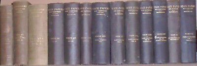 Thirteen volumes: PROVINCIAL AND STATE PAPERS OF NEW HAMPSHIRE; free shipping