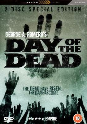 Day Of The Dead (2 DVD Special Edition / George A Romero / Pfeil 1985)