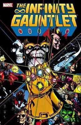Infinity Gauntlet by Ron  Lim, George   Perez, Jim Starlin, NEW Book, FREE & Fas