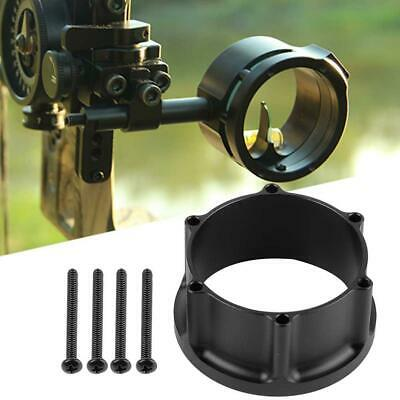 Aluminum Alloy Archery Lens Retainer Adapter for Target Bow Arrow Sights Scope