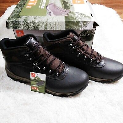 4a05ea81f42 OZARK TRAIL MEN'S Bronte Mid Waterproof Hiking Boots Waterproof ...