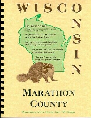 Wi Marathon County Wisconsin Wausau Spencer Lumber Mill  History/Biography
