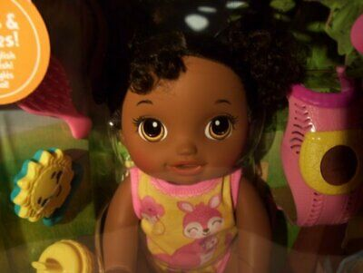 Baby Alive Baby Go Bye Bye…..African American….New
