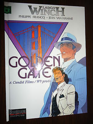 EO Largo Winch n° 11 Golden Gate de 2000