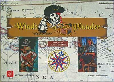 GMT Wargame Winds of Plunder Box SW