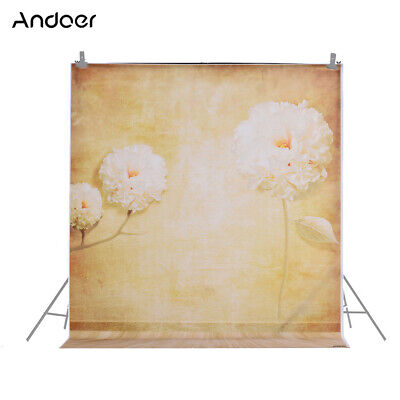 Andoer 1.5 * 2m/4.9 * 6.5ft Photography Background Backdrop Computer W2X4