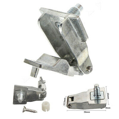 For Genuine Fiat 500 Chrome Outer Door Handle Hinge Repair Kit OS or NS-51964555