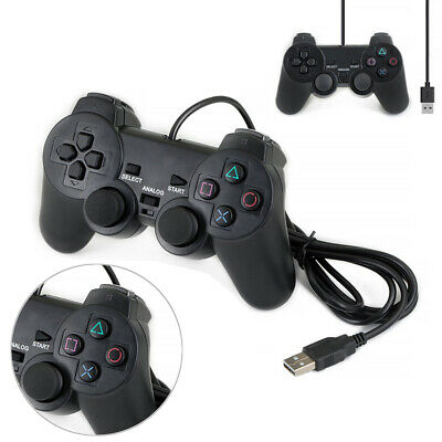 for Laptop Computer Msonic PS3 PC USB Wired Game Controller of Gamepad Joypad