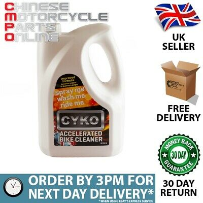 CYKO ABC Refill Accelerated Bike Cleaner 4 Litre (MEQ004)