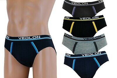 3 Pack Classic Briefs Mens UK Size XS-XL Underpants Adults Teenagers Underwear