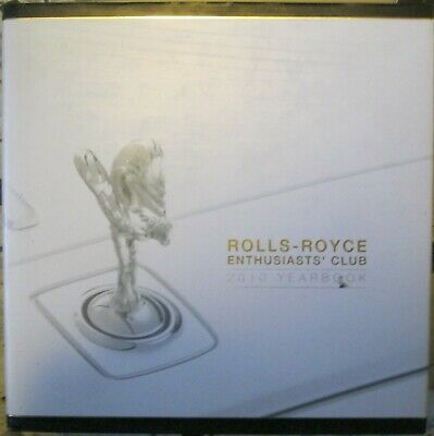 * The Rolls-Royce Enthusiasts' Club 2010 Yearbook