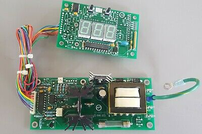 Temperature Display & Switch Board & Power Supply for VWR 1255 Water Bath