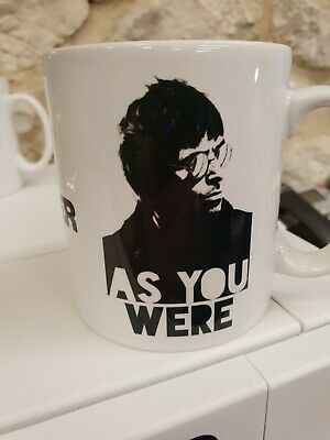 Liam Gallagher As You Were Cup / Mug Oasis Madchester