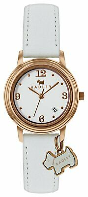 Radley Ladies' Darlington RY2006 White Leather Strap Watch