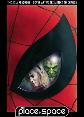 (Wk23) Marvels Annotated #4B - Alex Ross Virgin Variant - Preorder 5Th June
