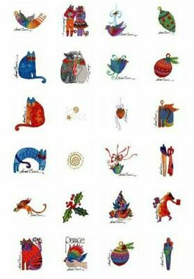 Brother/Babylock Embroidery Machine Memory Card LAUREL BURCH HOLIDAY SPIRIT