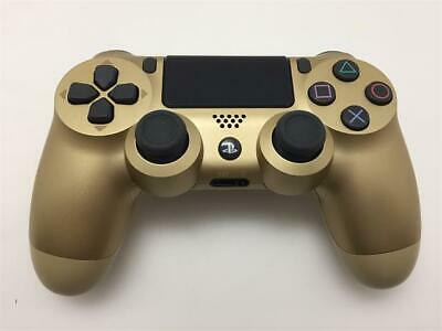 Sony CUH-ZCT2U PlayStation 4 PS4 DualShock 4 Wireless Controller Gamepad - Gold