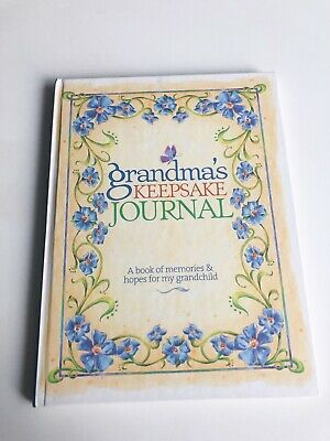 Memory Baby Book From Grandma A Keepsake Journal Personalized For Grandchild