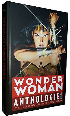 Comics - Urban Comics - Wonder Woman Anthologie