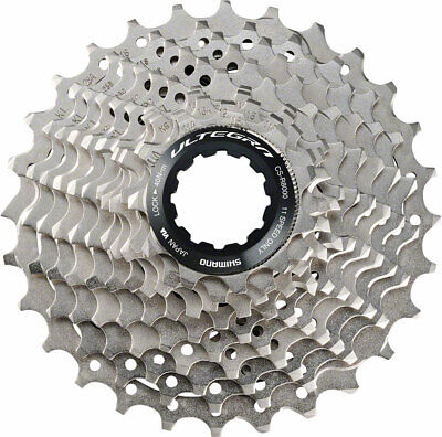Shimano CS-R8000 Ultegra 11 Speed  Road Bike Cassette 11-32