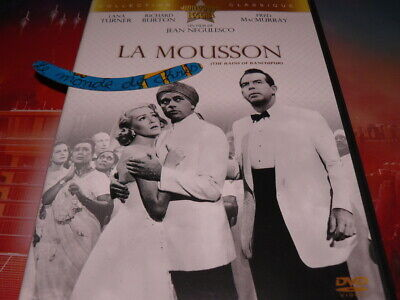 dvd neuf la mousson avec turner burton MacMURRAY de negulesco