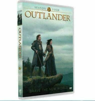 Outlander Season 4 Four The Complete Fourth DVD Set New Sealed Free Shipping